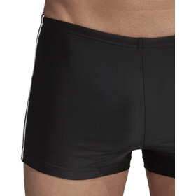 adidas Fit 3-Stripes Boxers Hombre, black/white